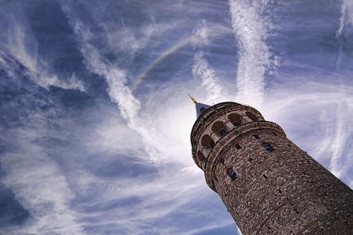 galata kulesi tower - istanbul