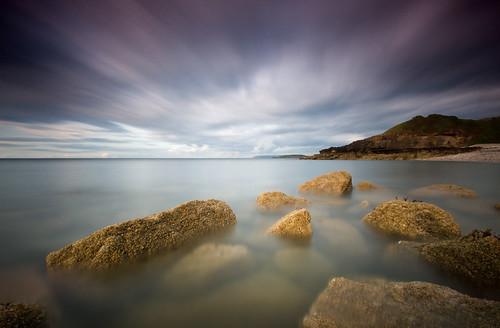 'Tide Chasing' - White Beach, Llangoed