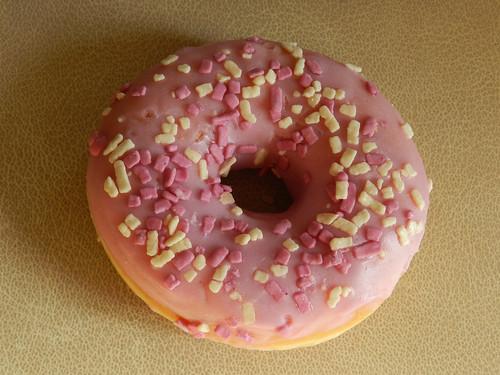 Mmmm, donut..
