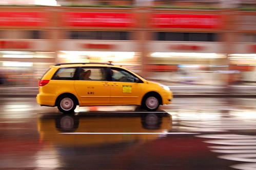 blurry cars - 4
