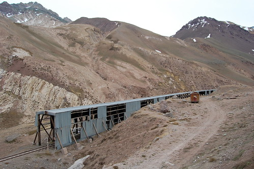 Trans Andean railway shelter | Flickr - Photo Sharing!