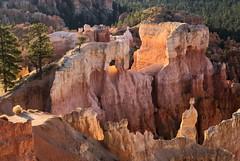 Bryce HDR (Allogist) Tags: park southwest rock landscape utah canyon national land bryce brycecanyon hdr formations vast geological brycecanyonnationalpark