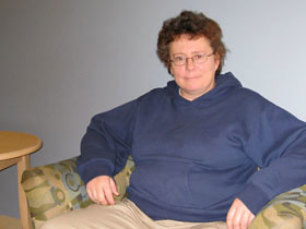 Barbara Brown has lived at Fraser Street since the facility opened in August