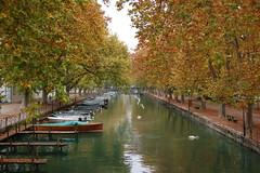 Annecy, outono