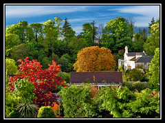 Halkshill House (edowds) Tags: blue trees sky clouds scotland breathtaking ayrshire largs johnscott 5photosaday scottfamily halkshillhouse challengeyouwinner flickrscorer15 5bangs flickrcallengegroup nardinifamily peachofashot charlescunninghamscott helenrankin