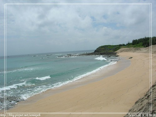 2007澎湖-裡正角沙灘