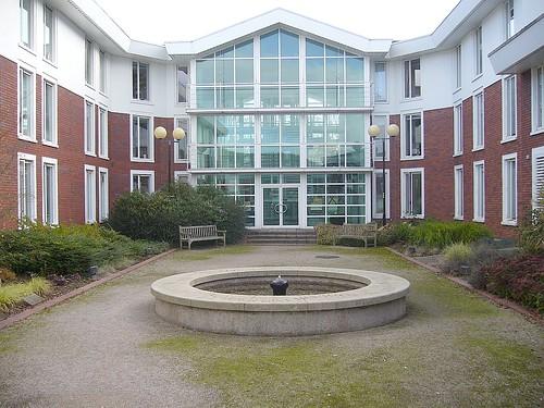 Social Studies Building