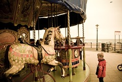 Carousel at the Beach