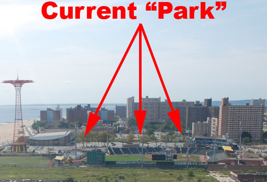 Current Coney Parkland