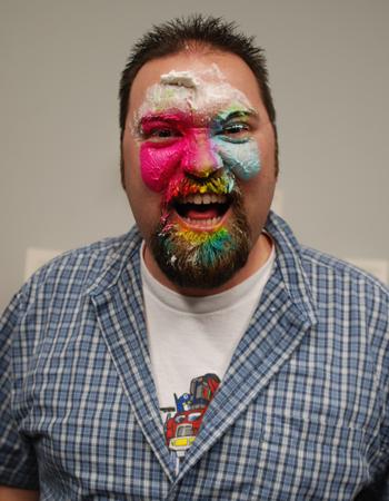 Cake Plow Face!