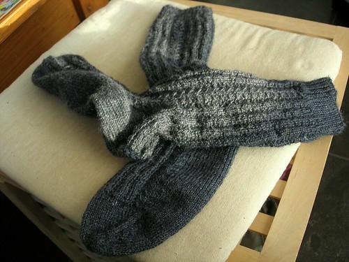 BIL's socks