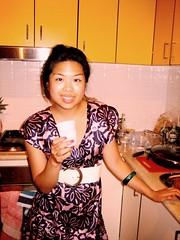 nieva's housewarming (leaaaah) Tags: party kitchen yellow sydney may housewarming newtown nieva
