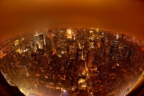 Empire State Fisheyes