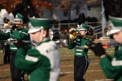 Sarah Performing (apdonovan) Tags: thanksgiving sarah football band highschool trombone panthers marchingband ef70200mmf4l highschoolfootball maloney platt spartans meriden highschoolband meridenct canoneosdigitalrebelxti stoddardbowl francistmaloney orvillehplatt