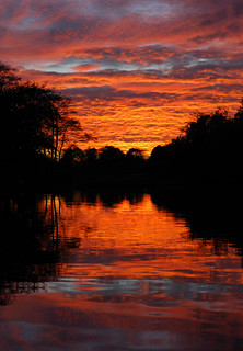 Blazing Sky, Giethoorn