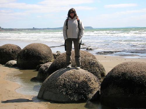 En la piedra