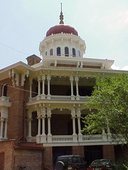 05 Another View of Longwood - Natchez, Mississippi (sunnybrook100) Tags: mississippi balcony spire porch dome natchez balconies mansion antebellum longwood adamscounty porches octagonhouse