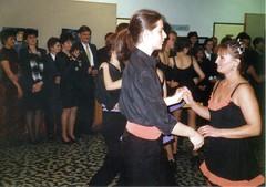 Dancing at the School Leavers' Gala Evening