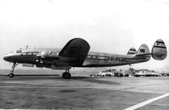 Lockheed L.049-46-26 Constellation (Panair do Brasil) Tags: connie lockheed clipper constellation panair pppcb panairdobrasil