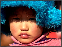 A little girl from Kaluk Bazaar (Sukanto Debnath) Tags: world portrait india girl hat kid child little sony f828 soe sikkim nepali trekker sikkimese blueribbonwinner debnath supershot goldenmix abigfave shieldofexcellence anawesomeshot megashot ysplix sukanto sukantodebnath wonderfulworldmix betterthangood kaluk goldstaraward