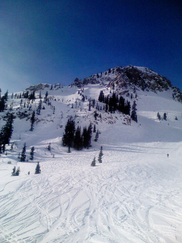 The Canyons ski resort