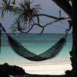 Thailand Beach Hammock Southeast Asia