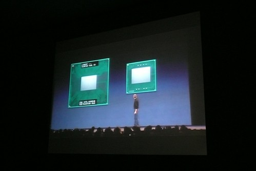 Macworld 2008 chip size