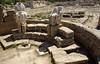 Temple de Demèter i Core (interior), àgora de Cirene