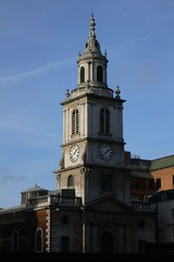 St Botolph without Bishopsgate church