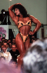 FiBo 1994 - Ina Lopulissa (Thomas Becker) Tags: show building sexy sports beauty muscles sport female spectacular essen body muscle muscular stage competition fair exhibition bodybuilding strong fibo strength 1994 bodybuilder ina athlete workout biceps fitness messe abs sixpack ausstellung physique triceps quads bhne muskeln grugapark athlet sportler fbb quadriceps athletin lopulissa lopulesa