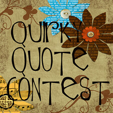 Quote contest mini