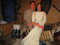 Robert Taylor & Hedy Lamarr at Movieland Wax Museum. (10/30/2005) (jamesandtim) Tags: california park ca robert museum lady taylor lamar wax tropics buenapark buena movielandwaxmuseum hedy movieland roberttaylor lamarr hedylamarr hedylamar heddylammarr ladyofthetropics