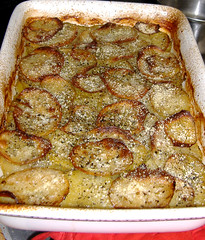 sorta gratin potatoes