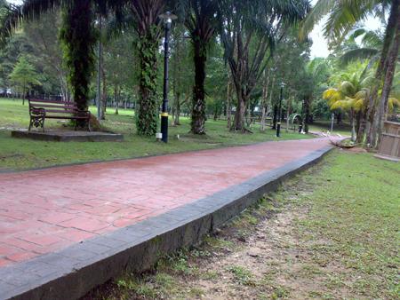 Bandar Tun Razak Park 4