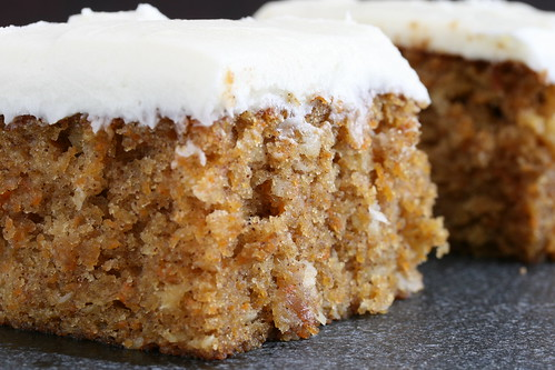 Carrot Cake with Cream Cheese Frosting | Sunday Nite Dinner
