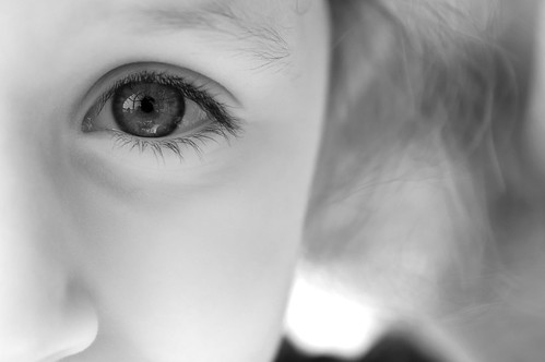 Reflection of the Eye (2) - Infrared