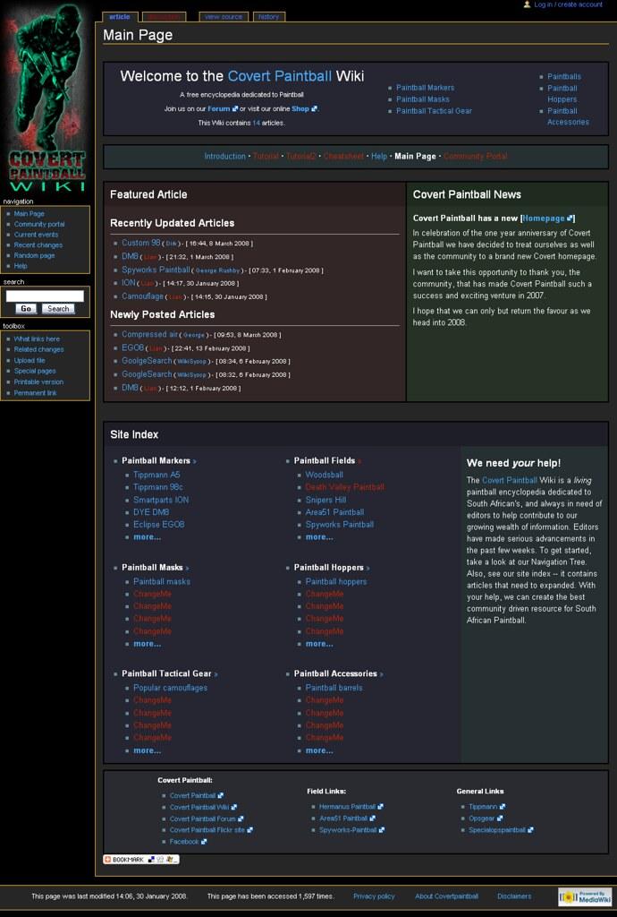Covert Paintball Wiki