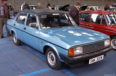 Morris Ital (Si 558) Tags: show 3 classic car three malvern worcestershire morris counties showground ital