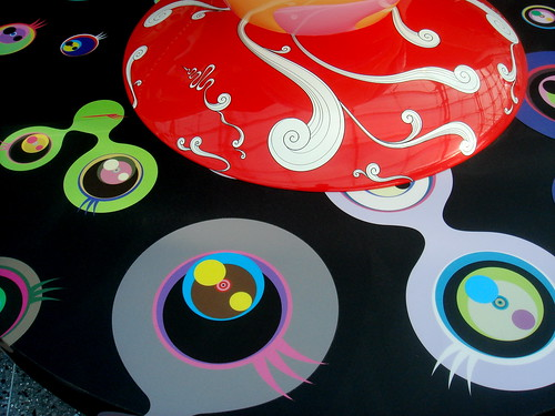 "Murakami's ""Mr. Pointy"" at the Brooklyn Museum"