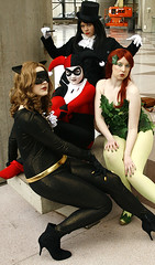 Most Wanted (mew_pudding) Tags: new york dc costume comic cosplay harley batman quinn series animated comiccon con harleen quinnzel