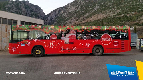 Info Media Group - coca cola, BUS Outdoor Advertising, 12-2016 (3)