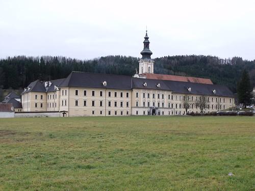 Stift Rein, Gratwein-Straßengel, Austria