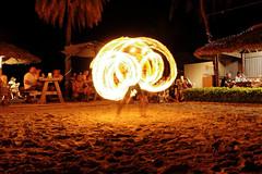Tradycyjne pokazy tańca z ogniem | Traditional Fire Dance Show
