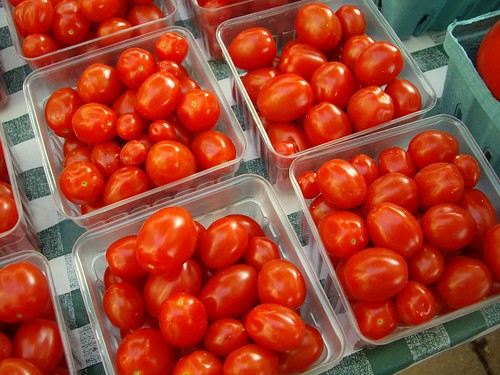 Grape Tomatoes from Wish Well Farms