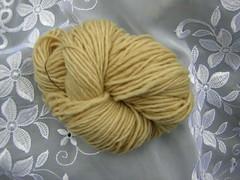 Butter yarn