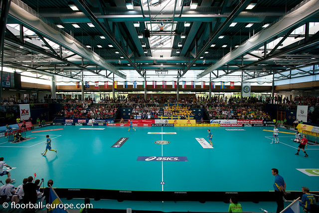 U19 WFC 2011 - Finnland – Schweden - 07.05.2011