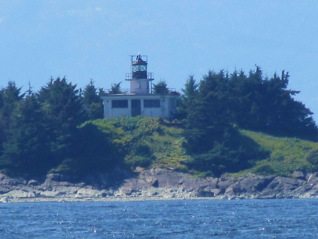 Guard Island Lighthouse