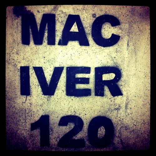 Mac Iver 120
