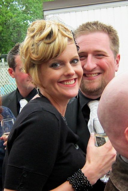 Krys & Chris' Wedding