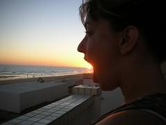 Eating the Sun (EricaLucci) Tags: mexico puertopenasco rockypoint ericalucci